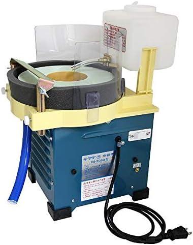 清水製作所 横型水研機RS205A(本体) 13000