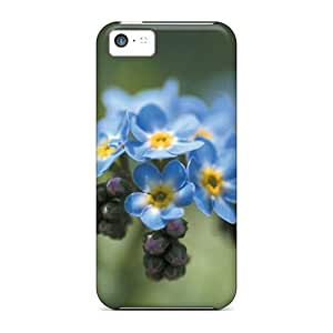 Excellent Design Forget Me Not Cases Covers For Iphone 5c