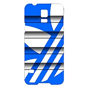 Classical Adidas Logo Phone Case Unique Fashion 3D Phone Case for Samsung Galaxy S5 Mini Adidas Design