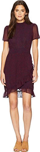 Juicy Couture Women's Ditsy Floral Flirty Dress Regal Ditsy Floral 4 -