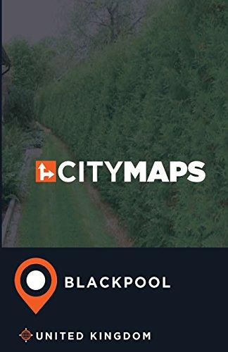 City Maps Blackpool United Kingdom