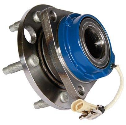(Callahan 513087X1 FRONT Premium Grade [ 5 Lug ABS ] Wheel Hub Bearing Assembly [ 513087 ])