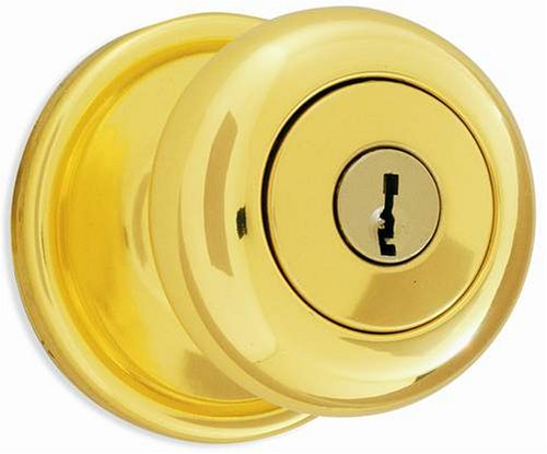 Hancock Entry Lock Knob - 9