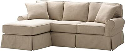 Mayfair Sofa And Chaise Slipcover