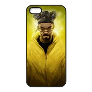 Breaking Bad iPhone5s Cell Phone Case Black TPU Phone Case SV_098922