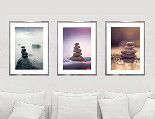 Amazon.com: Yoga Print Set, Spa Print Set, Zen Print Set ...