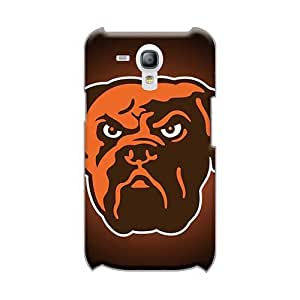 Anti-Scratch Hard Cell-phone Case For Samsung Galaxy S3 Mini (YrD9523rNRD) Custom Attractive Cleveland Browns 1 Pattern