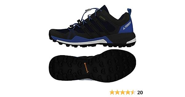 freír Cadena Interesar  Adidas Terrex Skychaser GTX, Zapatillas de Trail Running para Hombre, Azul  (Maruni/Negbas/Belazu 000), 45 1/3 EU: Amazon.es: Zapatos y complementos