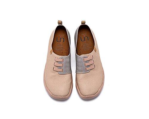 brunes Meersburg légères UIN de bateau homme peintes pour Chaussures toiles 4Op4aqwYn