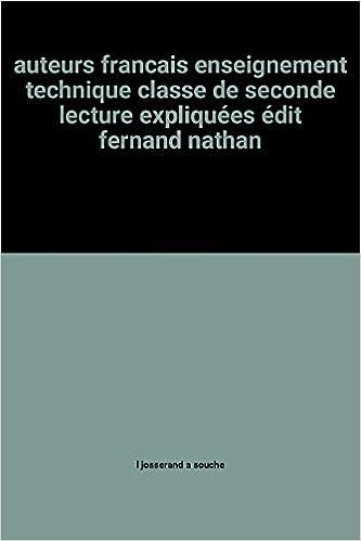 Telecharger Les Livres Allemands Pdf Auteurs Francais