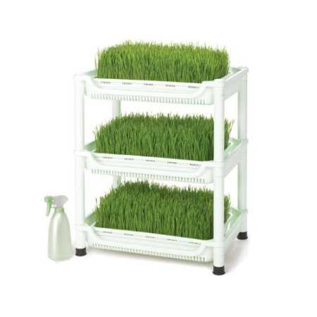 Tribest Sproutman's Soil-Free Wheatgrass Grower NEW SM350