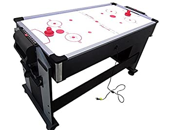 Amazon.com : Playcraft Sport Junior 2 In 1 Air Hockey And Pool Table :  Sports U0026 Outdoors