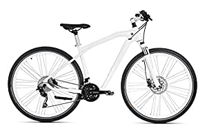 Bmw Cruise Bike Bicycle In Mineral White Silver Size M Amazon