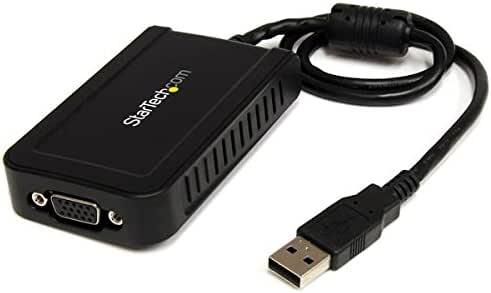 - STARTECH USB32VGAPRO 004 USB32VGAPRO 004