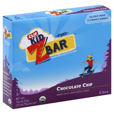 Clif Organic Chocolate Chip 1 27OZ product image