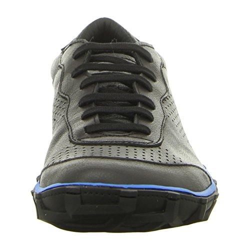 art 1008 Black - Zapatos de cordones para hombre negro