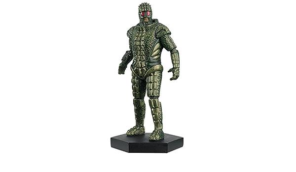 Eaglemoss Doctor Dr Who Figurine Collection BBC Ice Warrior No # 9 Figure