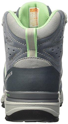 High grigio Chaussures De Nordique Cross 014 Femme Marche Ws Sconosciuto Gtxョ Multicolore menta fvU5xq