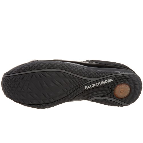 Lace Womens ALLROUNDER Up MEPHISTO ALLROUNDER by by Black Salina wOUxSqv1Y