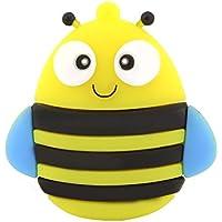 Funnyusb Cartoon Animal Bee Shape Flash Drive USB 3.0 64GB High Speed Flash Memory Pen Drive Cute Honeybee Design Thumb Stick