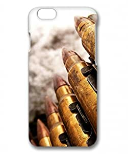 Iphone 6 3D PC Hard Shell Case Bullet by Sallylotus