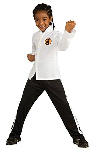 Big Boys Child Karate Costume