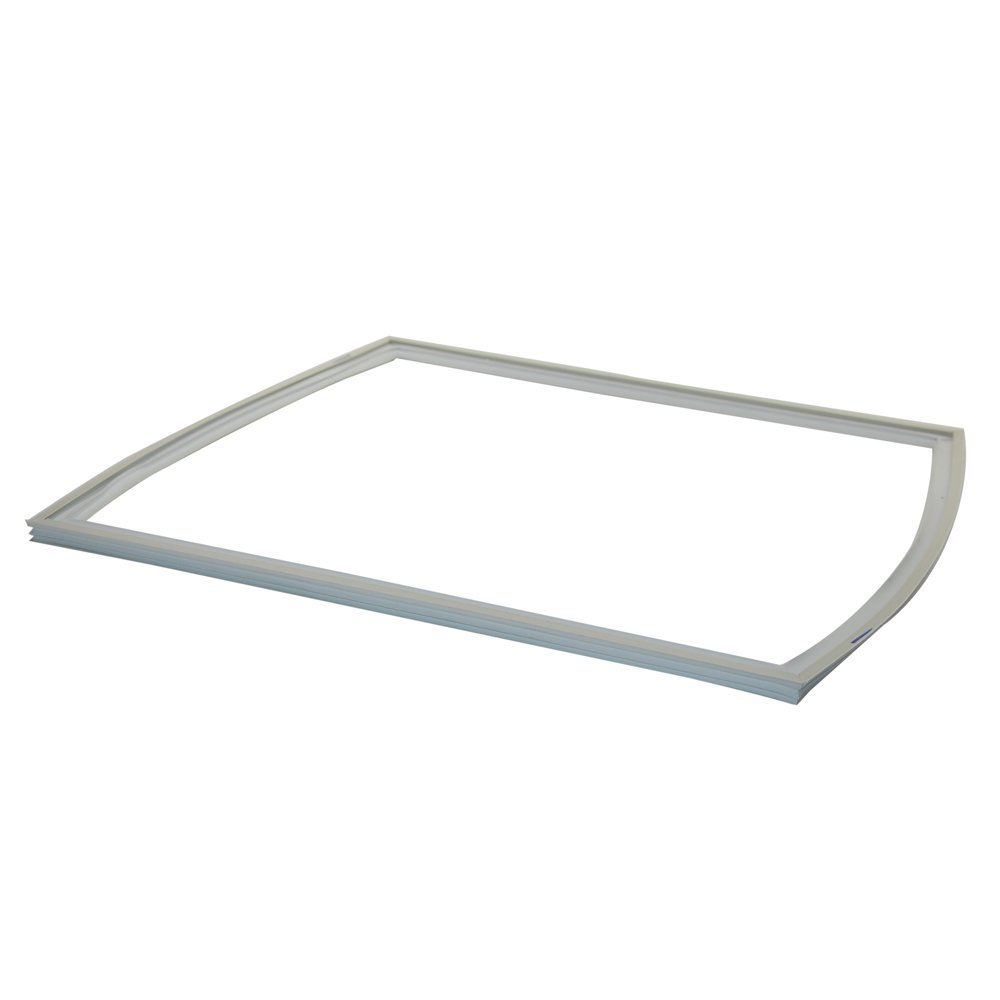 GENUINE INDESIT Fridge Freezer White Door Seal Gasket