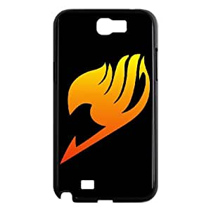 Samsung Galaxy N2 7100 Cell Phone Case Black Fairy Tail tsje