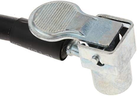 perfk 自転車ポンプ 延長チューブ 延長アダプター エクステンション 耐久性 置き換え - 0.6メートル