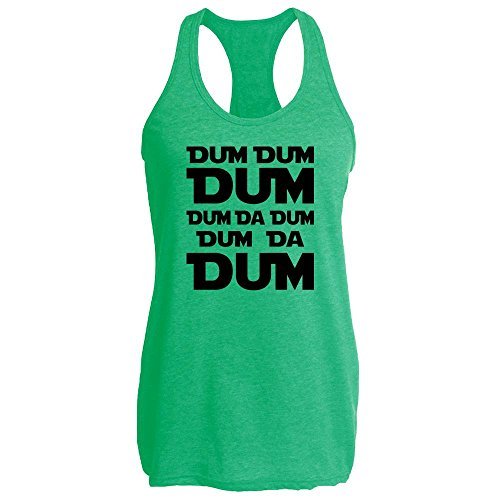 Imperial March Phonetic Heather Kelly M Womens Tank