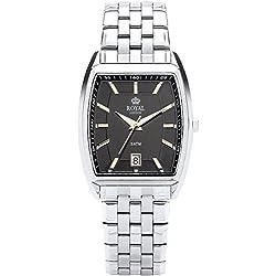 ROYAL LONDON watch 3 hands Date 41186-02 Men's [regular imported goods]