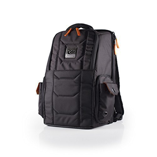 Gruv Gear VENUEBAG02-BLK | Black Club Bag by Gruv Gear