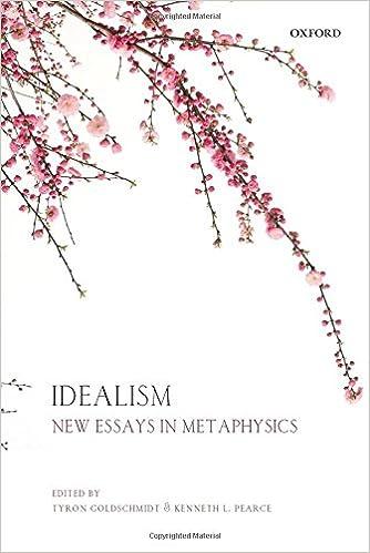 discuss idealism