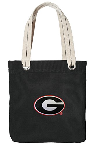 georgia bulldogs canvas - 9
