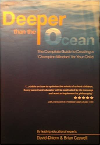 A Really Complete Guide To Educational >> Deeper Than The Ocean The Complete Guide To Creating A Champion
