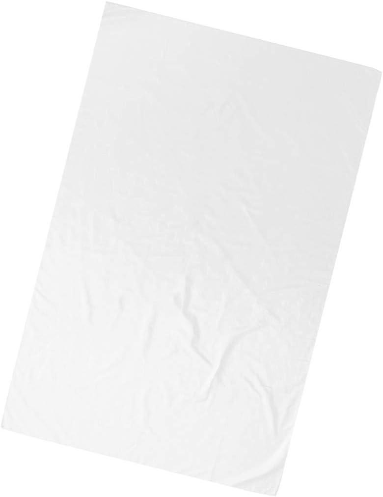 Beige Sharplace Drap-Housse de Massage Couvre-lit Doux Imperm/éable Proc/éd/é Gaufrage et Lisi/ère Faisant pour Table de Massage