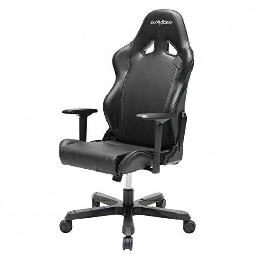 Dxracer Gaming Stuhl Oh Ts29 N T Serie Schwarz Amazon De Kuche