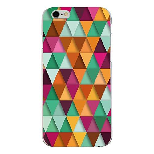"Disagu Design Case Schutzhülle für Apple iPhone 6 Hülle Cover - Motiv ""Bunte Dreiecke 3"""