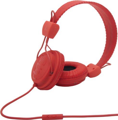 WeSC Matte Conga On-Ear Headphones (Hot (Conga Headphones)