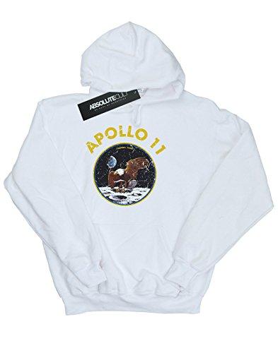 Cult 11 Mujer Nasa Apollo Classic Absolute Blanco Capucha gAdWqn