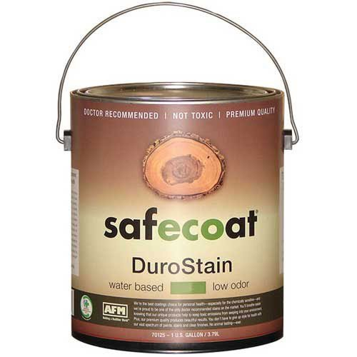 Afm Safecoat Durostain, Cedar Gallon Can 1/Case