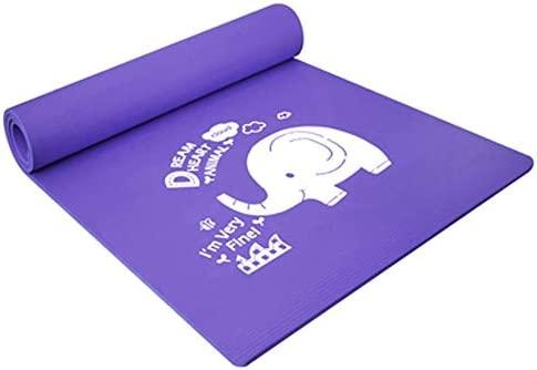 HEXIAOPENG Esterilla de Yoga Antideslizante para Pilates ...