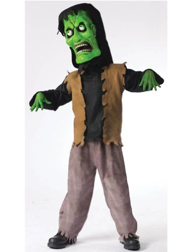 Bobble Head Monster Child Costume - (Bobble Head Costume)