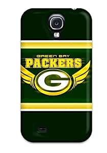 Galaxy S4 Case Cover Skin : Premium High Quality Greenay Packers Case