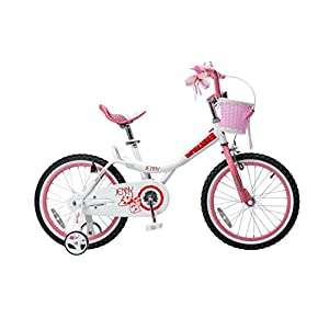 Jenny Pink 18 inch Kid's Bicycle