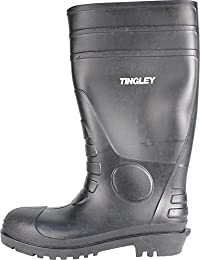 31151 Economy SZ10 Kneed Boot for Agriculture, 15-Inch, Black