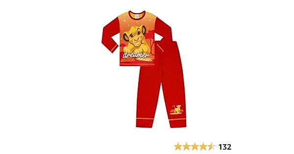 Disney Pijama largo del Rey León Soñador