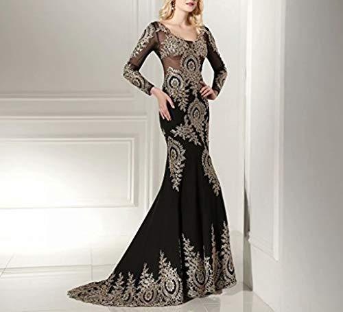 Love Lange Rmellose Applique Kleider Prom Vintage Lace Weiß Maxi up King's Prinzessin Abendkleider zur¨¹ck qgdUqC