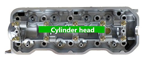GOWE Cylinder head for 4ZE1 AMC:910 512 Cylinder head for isuzu Trooper 2/Pick-up/Amigo/Redeo 2559cc 2.6L 1988-92 897129613/8971111550 (Trooper Cylinder Head)