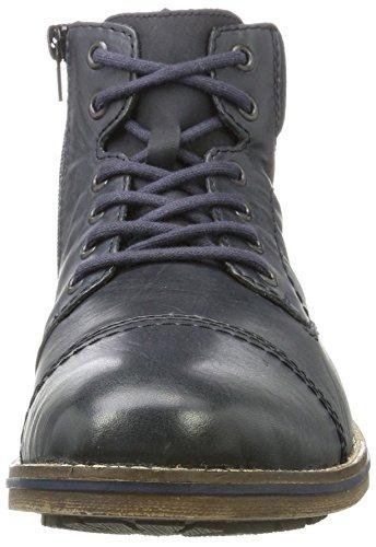 Rieker Herren F5524 Klassische Stiefel Blau (Ozean/Navy/Pazifik)